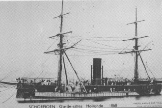 YouMedemblik - Zr Ms Schorpioen Bronvermelding Collectie Marinemuseum