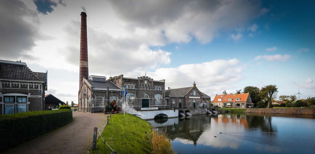 Nederlands Stoommachinemuseum t/m 6 april gesloten
